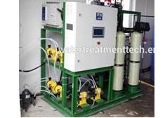 Máy điều chế javen công suất 1000 g/h
