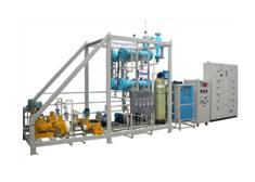 Máy điều chế javen công suất 1500 g/h