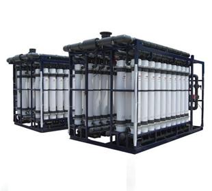 Hệ thống xử lý nước UF công suất 45 m3/h5