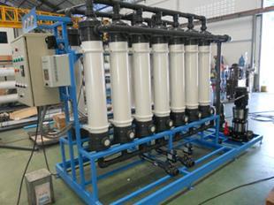 Hệ thống xử lý nước UF công suất 50 m3/h4