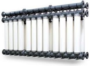 Hệ thống xử lý nước UF công suất 25 m3/h2