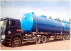 Thiết bị xử lý nước thải sinh hoạt 10 m3/ngày