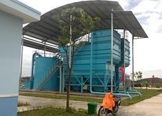 Lắng lamen lọc tự rửa công suất 50 m3/giờ