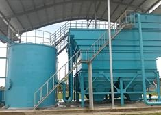 Lắng lamen lọc tự rửa công suất 60 m3/giờ