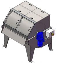 Lọc rác trống quay – rotary drum screen4