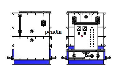 Nước thải thí nghiệm công suất 50 m3/ngày4
