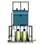 Hệ thống xử lý nước thải giặt là 40 m3/ngày5