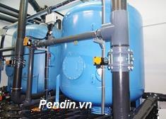 Thiết bị lọc áp lực công suất 30 m3/h