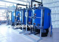 Hệ thống làm mềm nước công suất 38 m3/giờ