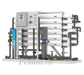 Hệ thống xử lý nước RO công suất 10 m3/h