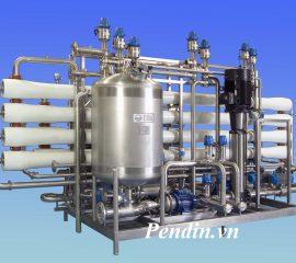 Hệ thống xử lý nước RO công suất 15 m3/h