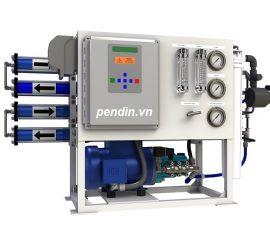 Hệ thống xử lý nước RO công suất 4 m3/h