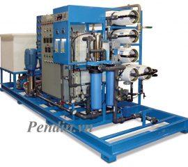 Hệ thống xử lý nước RO công suất lớn (>50 m3/h)