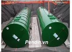 Thiết bị xử lý nước thải sinh hoạt 110 m3/ngày
