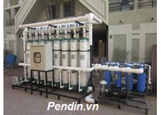 Hệ thống xử lý nước UF công suất 15 m3/h