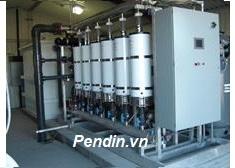 Hệ thống xử lý nước UF công suất 20 m3/h
