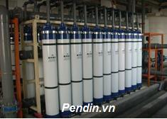 Hệ thống xử lý nước UF công suất 30 m3/h