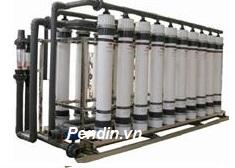 Hệ thống xử lý nước UF công suất 40 m3/h